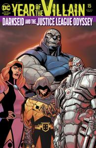 Justice League Odyssey 015 2020