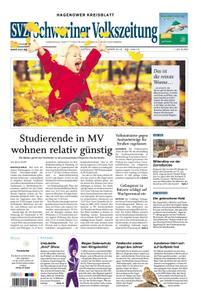 Schweriner Volkszeitung Hagenower Kreisblatt - 13. Oktober 2018
