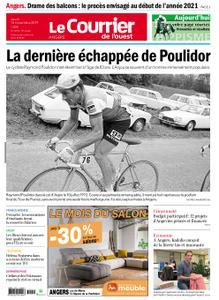 Le Courrier de l'Ouest Angers – 14 novembre 2019
