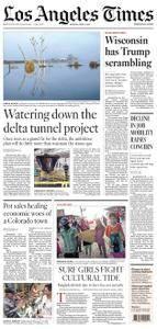 Los Angeles Times  April 04, 2016