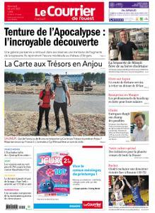 Le Courrier de l'Ouest Cholet – 28 avril 2021