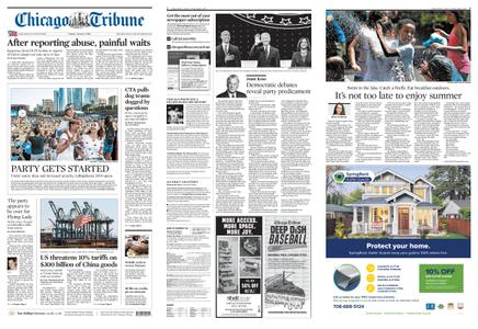 Chicago Tribune – August 02, 2019