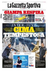 La Gazzetta dello Sport – 06 ottobre 2019