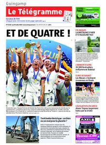Le Télégramme Guingamp – 08 juillet 2019