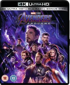 Avengers: Endgame (2019) [4K, Ultra HD]