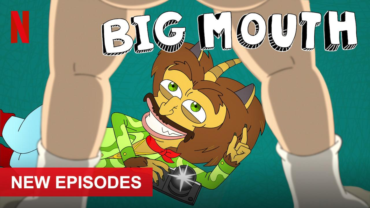 Big Mouth S03
