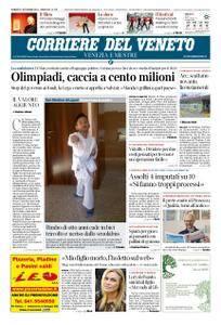 Corriere del Veneto Venezia e Mestre – 21 settembre 2018