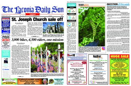 The Laconia Daily Sun – July 09, 2019