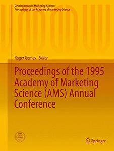 Proceedings of the 1995 Academy of Marketing Science Annual Conference