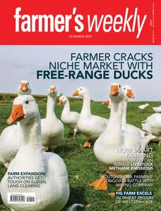 Farmer's Weekly - 22 March 2019