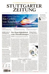 Stuttgarter Zeitung Bad Cannstatt und Neckarvororte - 07. Oktober 2019