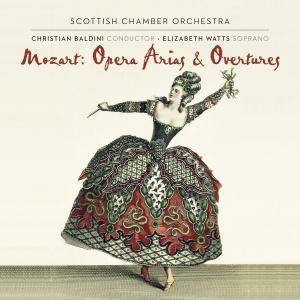 Elizabeth Watts, Scottish CO & Christian Baldini - Mozart: Opera Arias and Overtures (2015) [Official Digital Download 24/96]