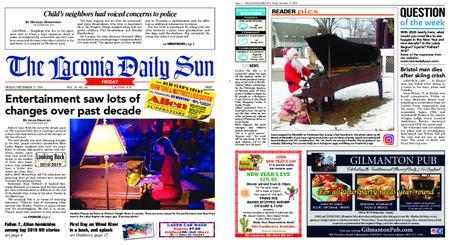 The Laconia Daily Sun – December 27, 2019
