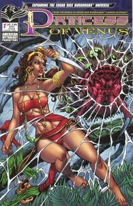 Princess of Venus 001 (2019) (American Mythology) (c2c) (ComicsCastle