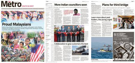 The Star Malaysia - Metro South & East – 31 August 2018