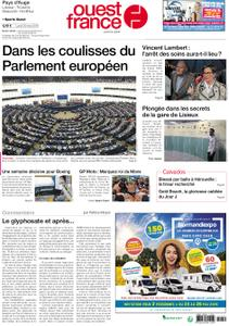 Ouest-France Pays d'Auge Baie de Seine – 20 mai 2019
