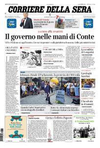 Corriere della Sera – 29 agosto 2019