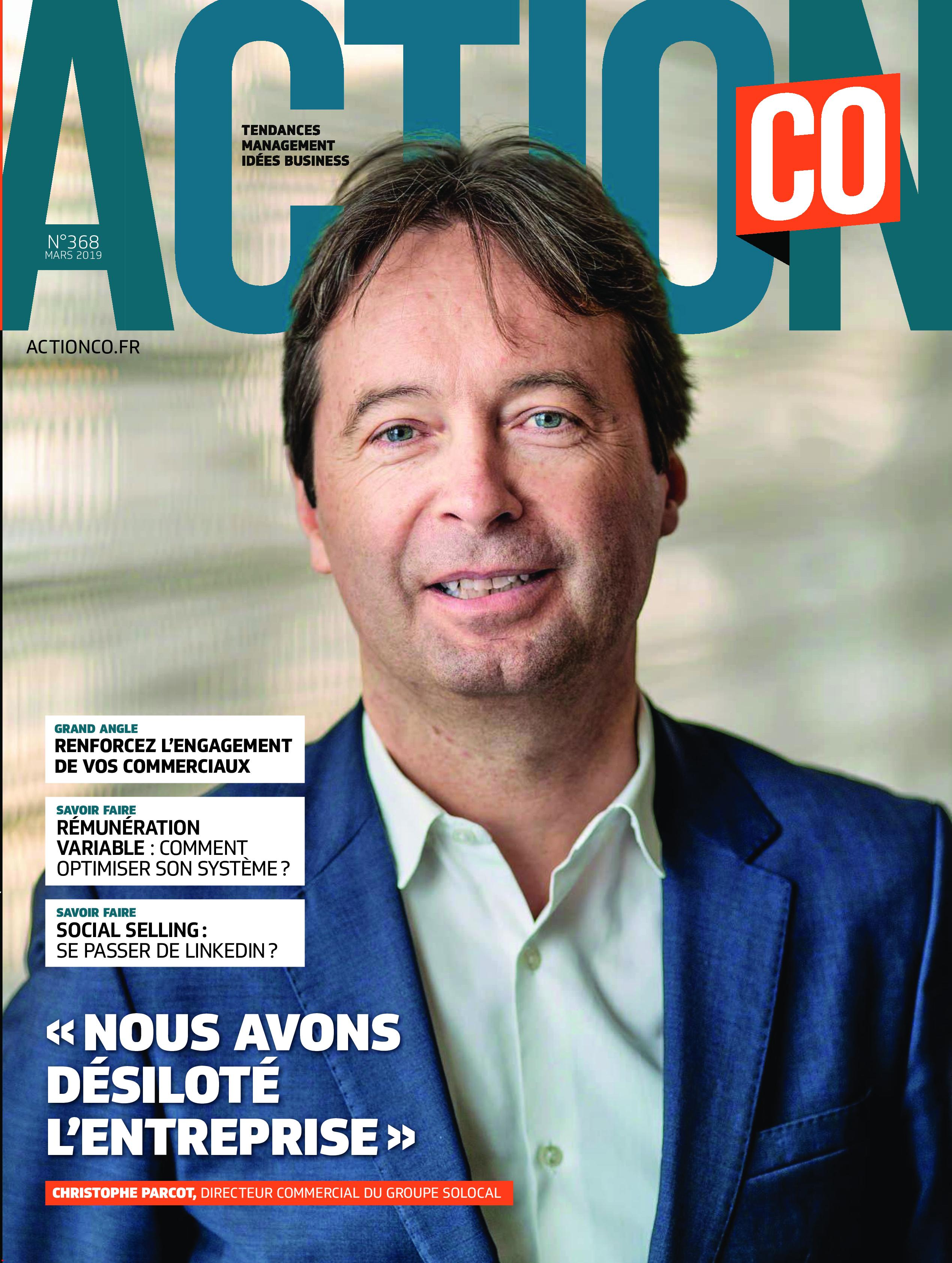 Action Commerciale - avril 2019