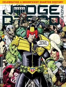 Judge Dredd The Megazine 365 2015 Digital