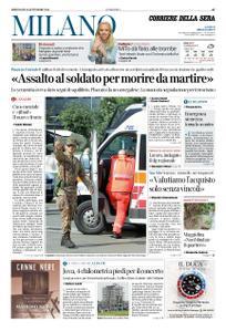 Corriere della Sera Milano – 18 settembre 2019