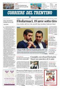 Corriere del Trentino - 21 Marzo 2018