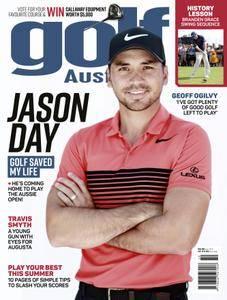 Golf Australia - October 2017