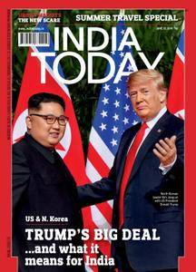 India Today - June 25, 2018