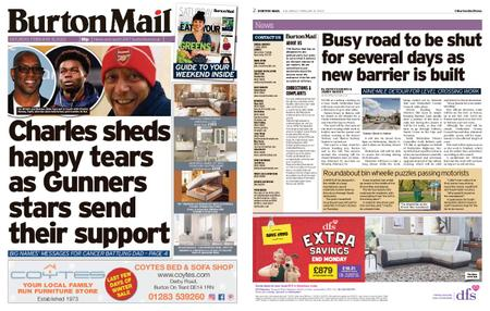 Burton Mail – February 08, 2020