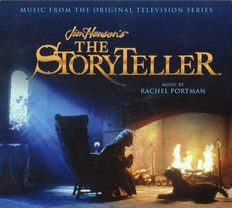 Rachel Portman - Jim Henson's The StoryTeller: Music From The Original Television Series (2018) Limited Edition 3CD Box Set