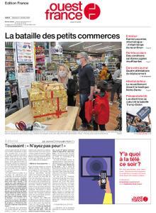 Ouest-France Édition France – 31 octobre 2020