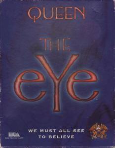 Queen - The Eye (1998) [5CD Box Set]