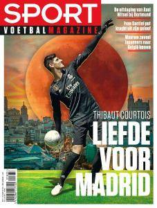 Sport Voetbal Magazine - 15 Augustus 2018