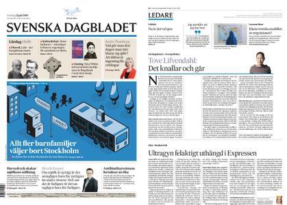 Svenska Dagbladet – 13 juli 2019