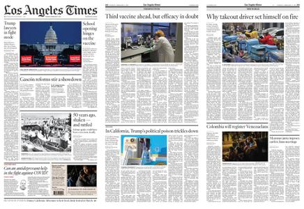 Los Angeles Times – February 09, 2021