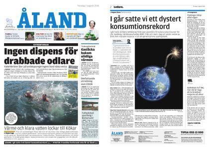 Ålandstidningen – 02 augusti 2018