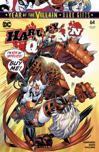 Harley Quinn 064 2019 Digital Zone