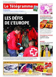 Le Télégramme Concarneau – 23 mai 2019