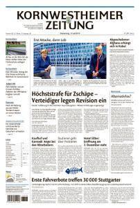 Kornwestheimer Zeitung - 12. Juli 2018