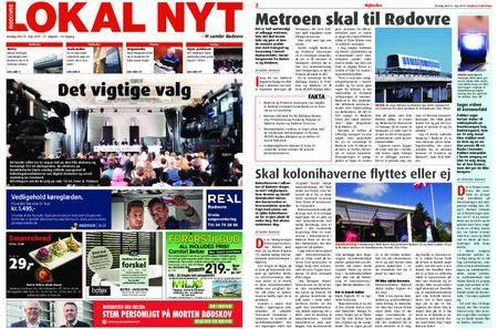 Rødovre Lokal Nyt – 23. maj 2019