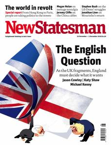 New Statesman - 29 November - 5 December 2019