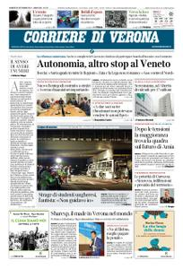 Corriere di Verona – 20 settembre 2019