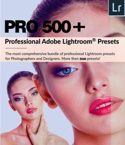 GraphicRiver - PRO 500 - Professional Adobe Lightroom Presets