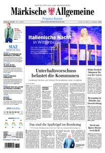 Märkische Allgemeine Prignitz Kurier - 15. Juli 2019