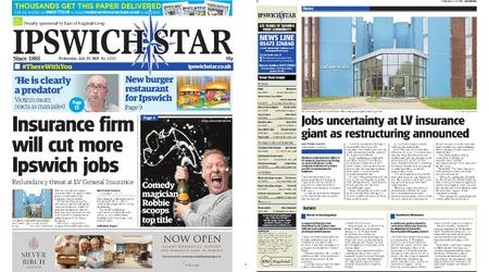 Ipswich Star – July 29, 2020