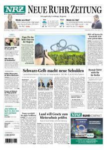 NRZ Neue Ruhr Zeitung Essen-Postausgabe - 31. August 2017