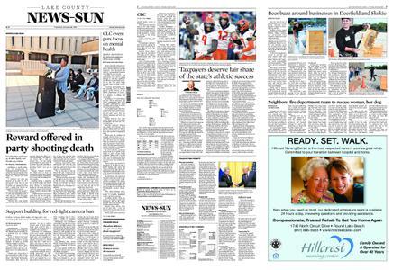 Lake County News-Sun – October 10, 2019