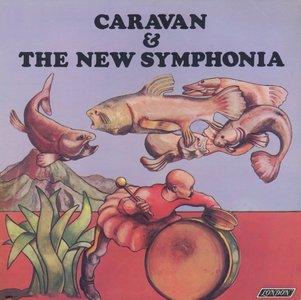 Caravan - Caravan & The New Symphonia (1974) US 1st Pressing - LP/FLAC In 24bit/96kHz