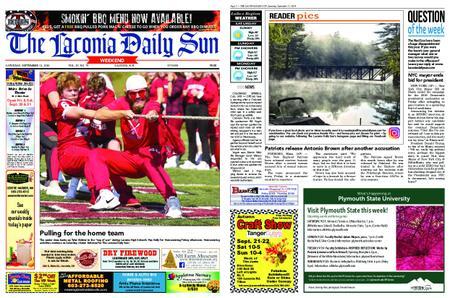 The Laconia Daily Sun – September 21, 2019