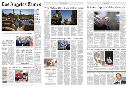 Los Angeles Times – July 07, 2021