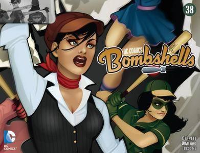 DC Comics - Bombshells 038 2016 digital